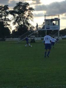 JH Boy's Soccer 19-20