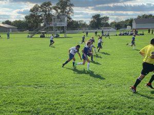 JH Girl's Soccer 19-20
