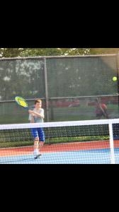 JH Boy's Tennis 19-20