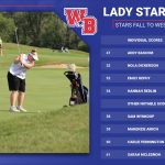 Stars fall to Westfield at Wood Wind GC