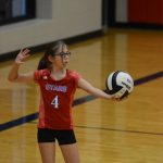 Stars sweep Frankfort in straight sets