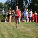 Knoper finishes 2nd and breaks school record at Ben Davis Invite