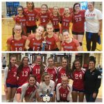 WeBo Volleyball program shines over the weekend