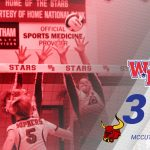 Stars fall to McCutcheon in straight sets
