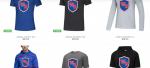 Now Open: Athletic Department Fall Online Store