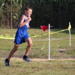 Stars finish 2nd in 3-way meet at Clinton Central