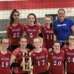 Stars win Southmont Invitational