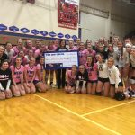Stars win SAC Championship on Dig Pink Night