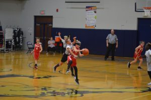 6th Boy's Basketball 19-20