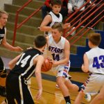 Stars outmatched against Crawfordsville in SAC Tourney