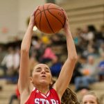 Lady Stars pick up road and conference win