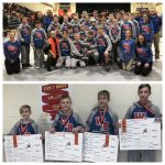 Stars win Cougar Invitational; 4 Crowned as Individual Champions