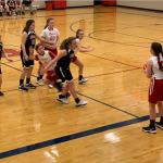 7/8th Girls' Basketball 19-20