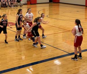 7/8th Girls' Basketball 19-20