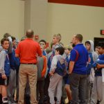 Stars pin the Hornets in first dual meet of the season