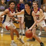 Eagles down Stars in county match-up