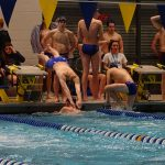 3 Swimmers and Relay Teams advance to Sectional Finals