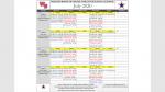 July 2020 Athletic Re-Entry High School Master Calendar