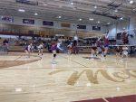 Mavs defeat Stars in Varsity Volleyball