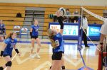8th Grade Stars over power Gophers in JH Volleyball