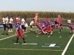 Junior High Football Teams pick up Wins against Northridge Middle School