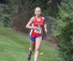 Knoper shatters course record and helps Girls Cross Country team to 2nd place finish