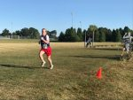 JH Cross Country Teams place 2nd vs. Lebanon and Clinton Central