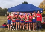 The WeBo Cross Country Teams competed at the IHSAA Sectionals in Noblesville; Girls advance to Regionals