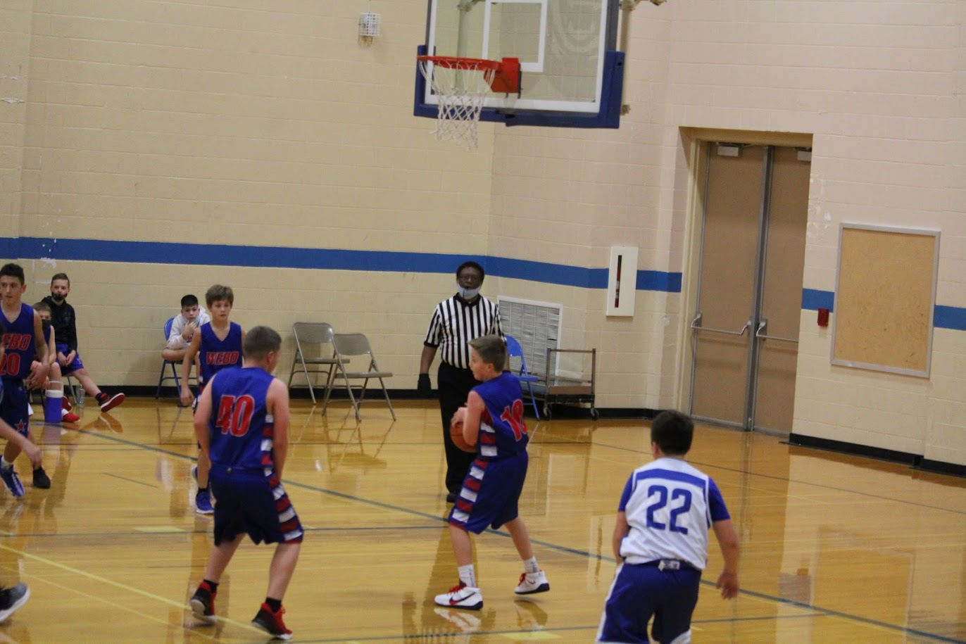 Blackhawks too much for 7th and 8th grade Stars