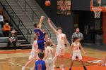 JV Stars start strong, but cannot overcome 9 made 3's by the Huskies