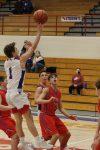 JV and Varsity Stars sweep Eels of Eminence in boys basketball