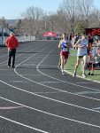 WeBo Track team competes in Boone County meet at Zionsville
