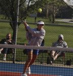 The varsity girls tennis team remains unblemished on the young season