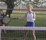 The WeBo Varsity Tennis team remains undefeated after victory over University