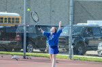 Boone county tournament proved challenging for JH tennis team