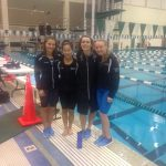 ROHS Girls Swim qualifiers star at MHSAA State Finals!