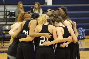 Varsity Girls Basketball vs. Shrine 12-2-16