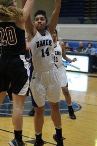 Varsity Girls Basketball vs. Milford 12-6-16
