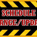 Jan 10: Boy's Basketball vs Lake Orion postponed to Feb 22, Girl's Basketball and Boy's Swim on as scheduled