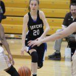 Varsity Girls Basketball vs. Adams 1-27-17