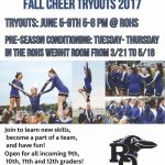 ROHS Sideline Cheer Info
