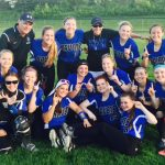 ROHS Varsity Softball: OAA Champions!