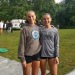 ROHS Girls Cross Country Clocks Solid Performances