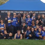 Royal Oak High School Girls Varsity Cross Country finishes 5th place