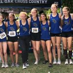 Girls Cross Country 3rd at Holly Invitational