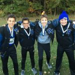 Boys Cross Country Finishes 2nd at OAA White Championship