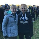 Girls Cross Country Finishes 3rd at OAA White Championship