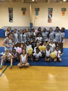 Monticello Cheer Camp – Summer 2016