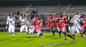 Monticello Varsity Football vs. Chavez Charter