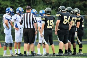 Monticello JV Football vs. Western Albemarle